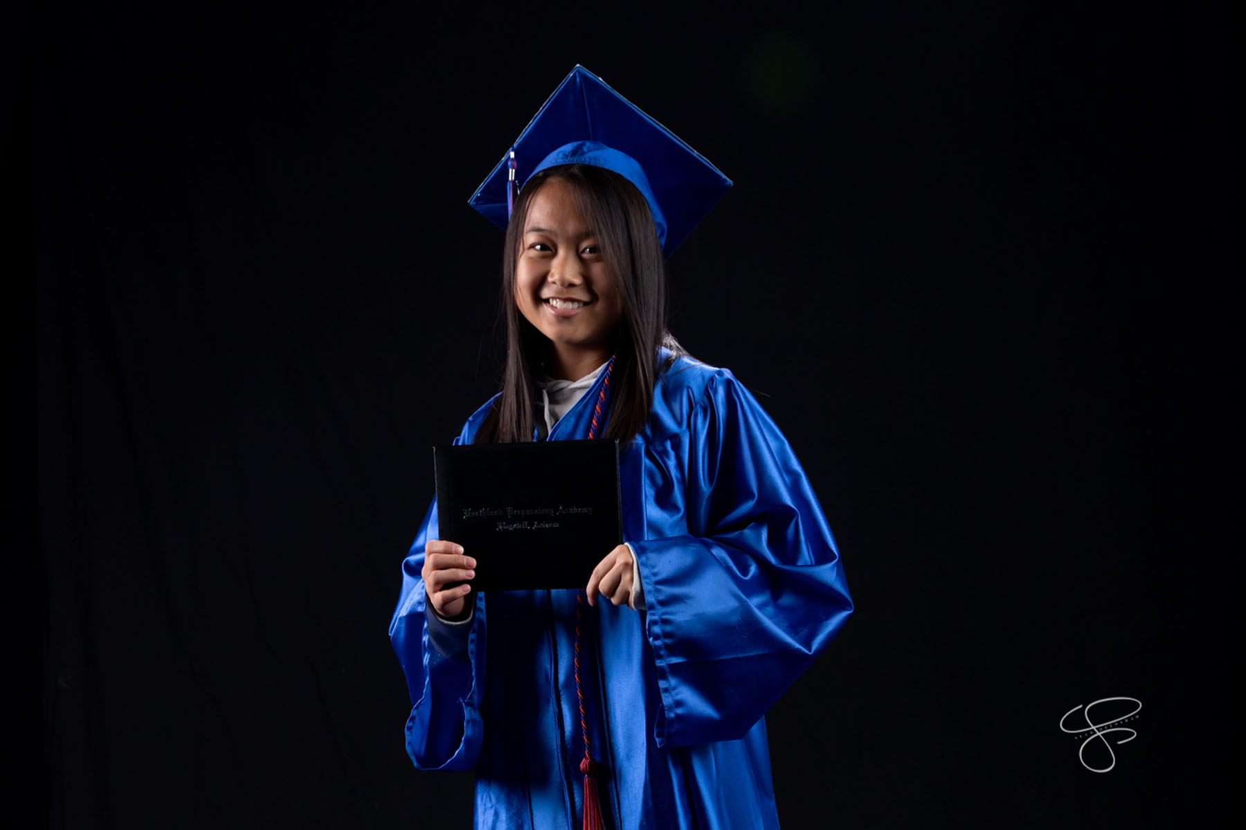 Northland Preparatory Academy's Class of 2019. Photo by Sean Openshaw / www.SeanOpenshaw.com
