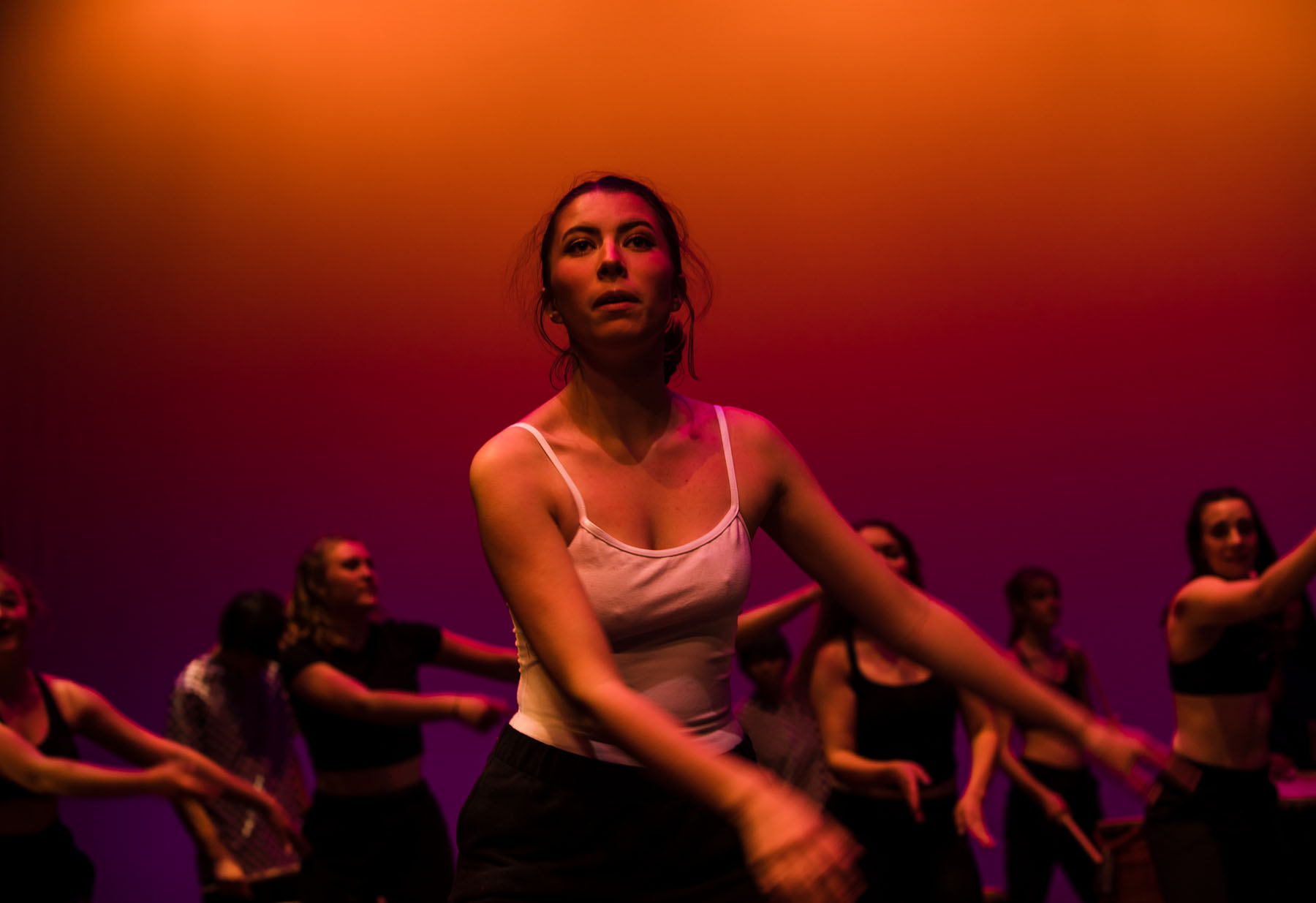 The FALA Dance Department Presents: Winter Escapades. December 18, 2019. Photo by Sean Openshaw, www.SeanOpenshaw.com